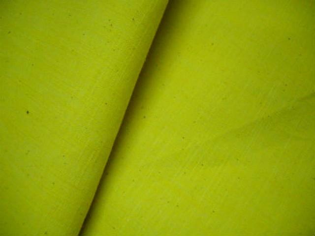 Jean teinte jaune chartreuse 3