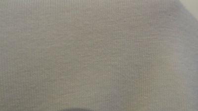 Jersey coton blanc cassé 02