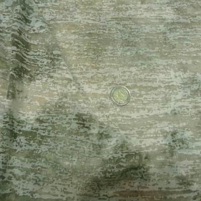 Jersey devore kaki clair aspect crepis 2