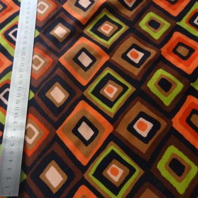 Jersey lourd seventies anis marron 01