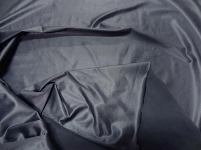 Jersey lycra gris metallise 2