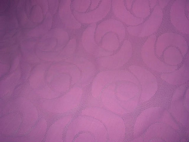 Jersey resille bouton de rose teinte rose orchidee 3
