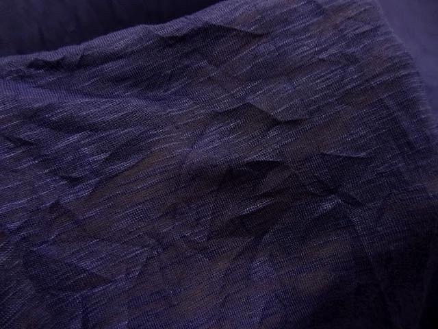 Jersey violet prune froissage papier 1