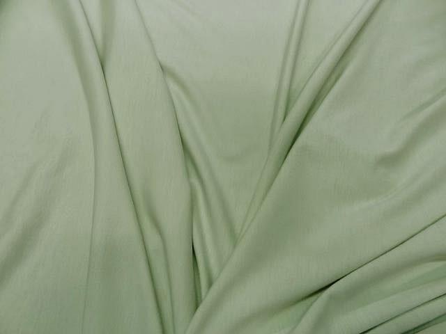 Jersey viscose lycra vert d eau 2