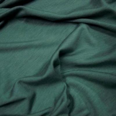 Jersey viscose lycra vert viride 1
