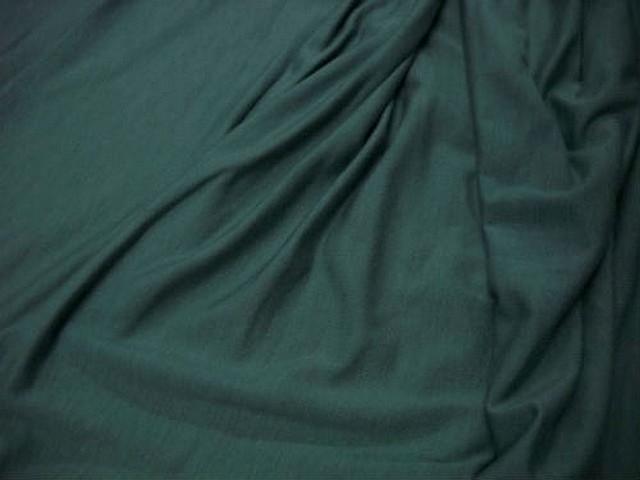 Jersey viscose lycra vert viride 2