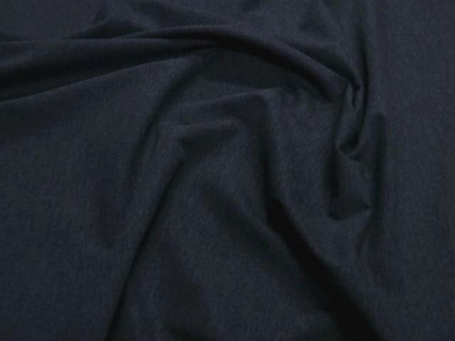 Lainage lycra bleu de prusse chine 1