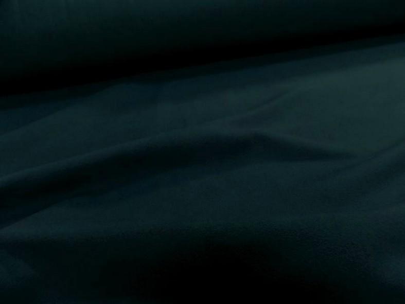 Lainage melange bleu canard