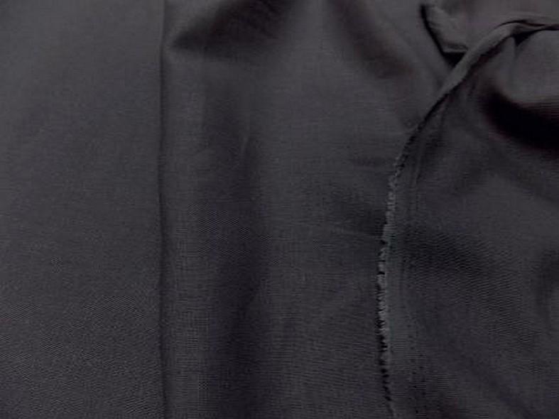 Lin coton gris fonce
