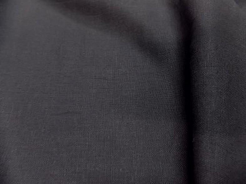 Lin coton gris fonce1