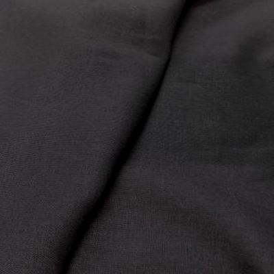 Lin coton gris fonce2