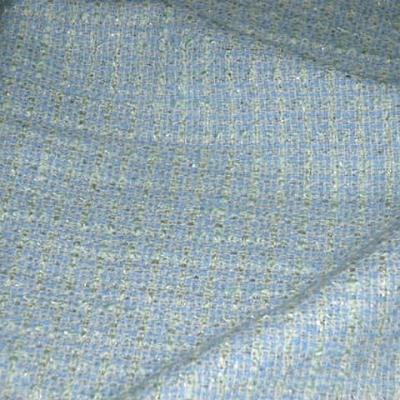 Lin faconne bleu blanc chanel 2