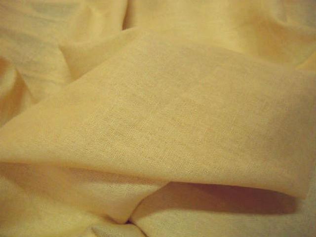 Lin jaune paille 2