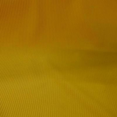 Lycra a cotes jaune soleil 1