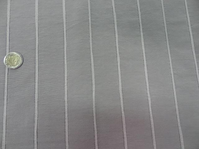 Lycra bi stretch mastic faconne rayures