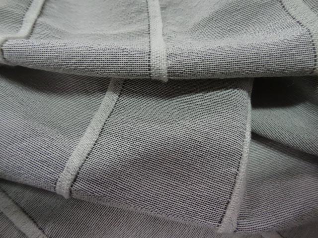Lycra bi stretch mastic faconne rayures 2