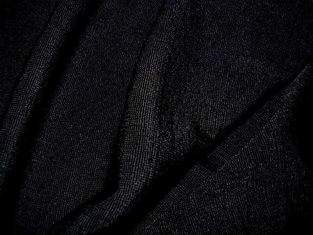 Lycra bisou bisou noir