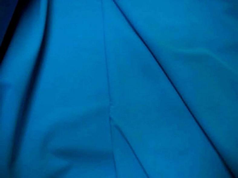 Lycra bleu azur