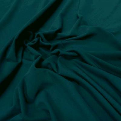 Lycra bleu canard