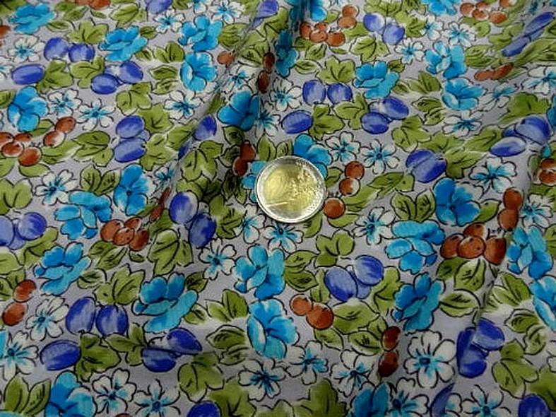 Lycra fleurettes bucoliques 2