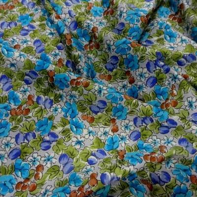 Lycra fleurettes bucoliques 3