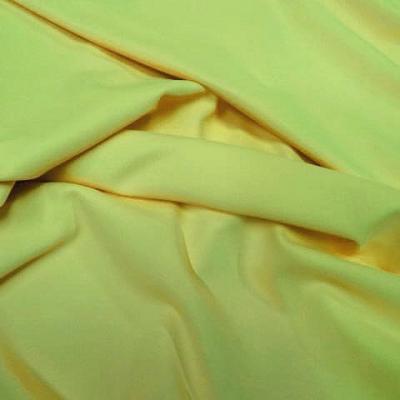 Lycra jaune canari 2