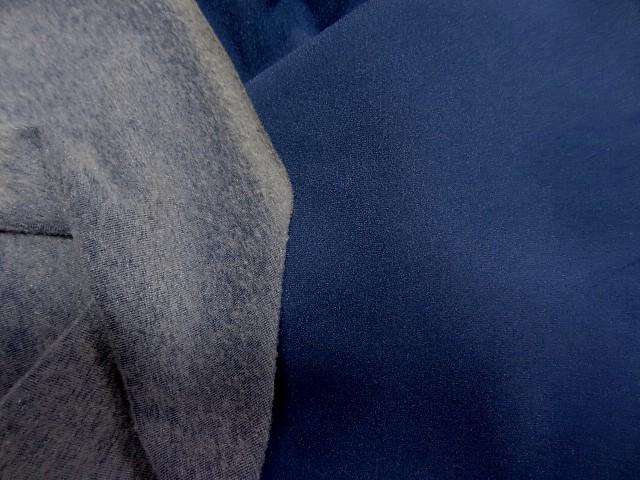 Lycra jersey bleu zinc