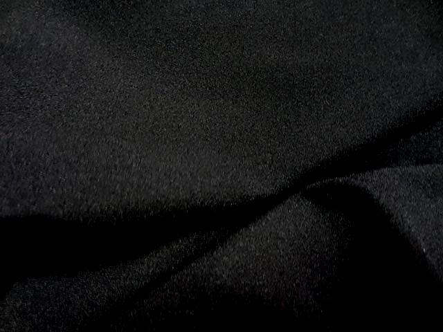 Lycra noir double polaire 2