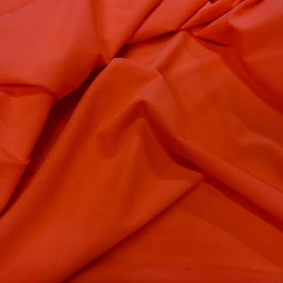Lycra orange feu vif 1