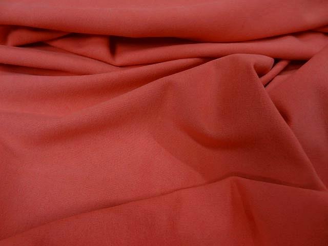 Lycra peau de peche rose capucine 4