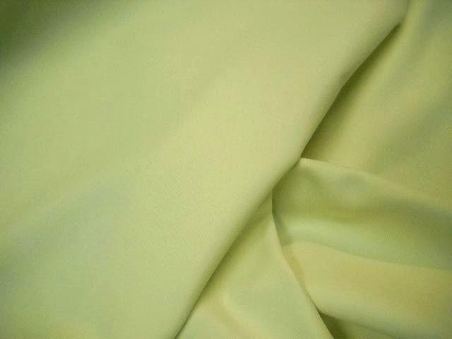 Lycra qualite maillot de bain teinte jaune verdatre 2