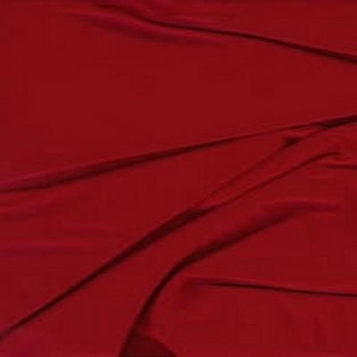 Lycra rouge groseille