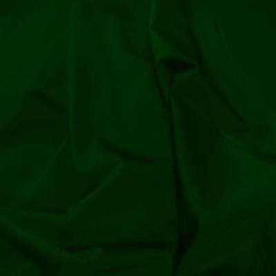 Lycra satine vert bouteille