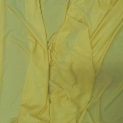 Lycra tres fin jaune mimosa