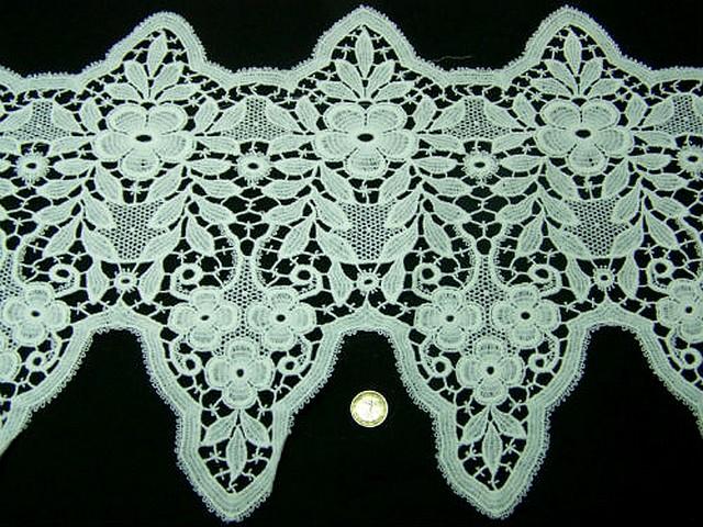 Macrame blanc fleur d onagre et pointe cantoniere 1