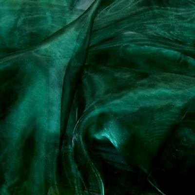 Organza vert sapin 3