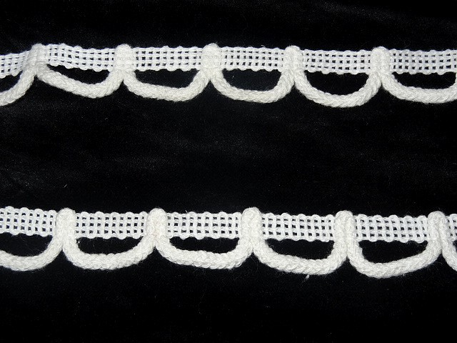 Passe ruban corde blanc casse 2