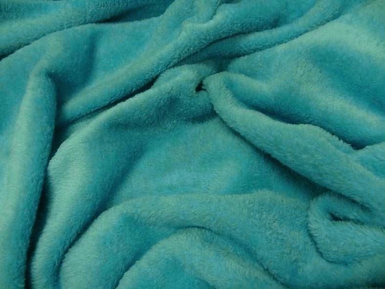 Polaire doudou bleu des mers du sud 3