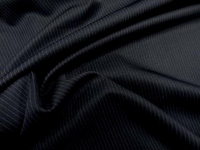 Polyester noir rayures tennis 2