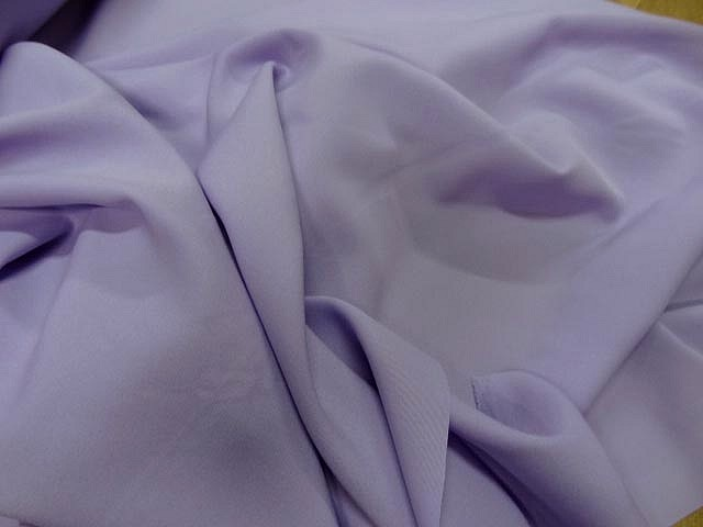 Polyester stretch parme