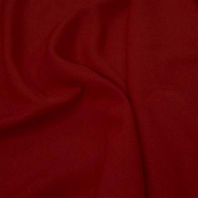 Polyester stretch rouge cramoisi 1