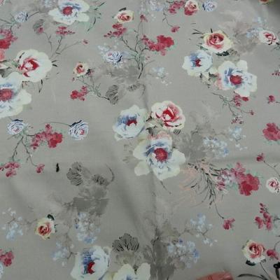 bengaline coton lycra beige petits rosiers 4
