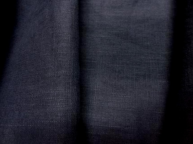 Pur lin gris fonce 3