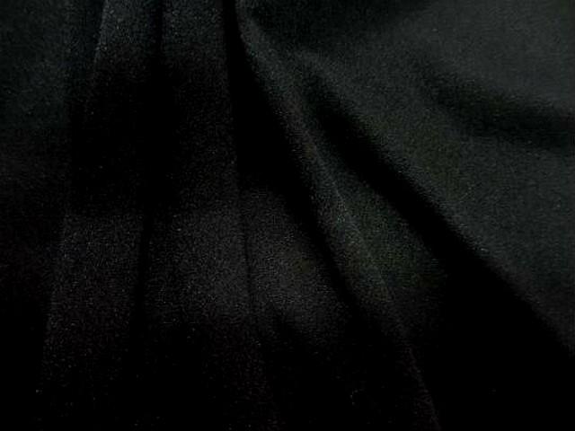Resille collant noir 1