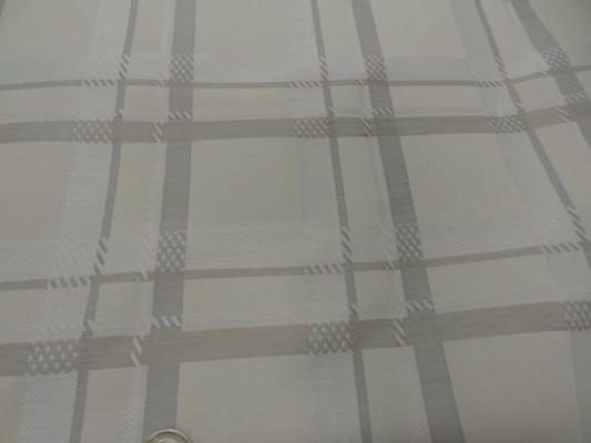 Satin coton ameublement blanc gris taupe2 3