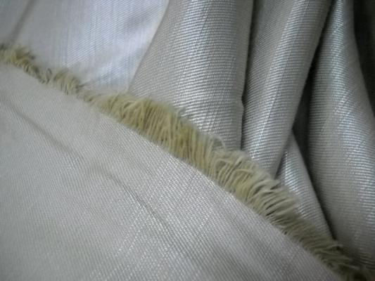 Satin coton beige 2