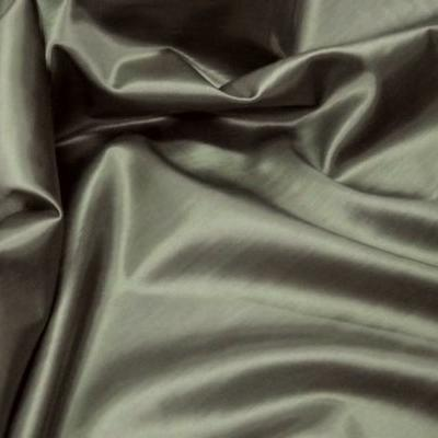 Satin viscose taupe