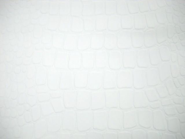 Skai croco blanc 2