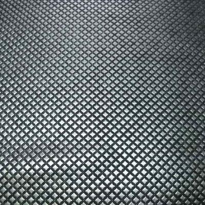 Skaï façonné croisillons métal 1