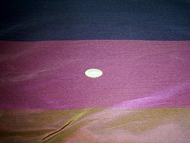 Taffetas bandes larges 3 couleurs 3